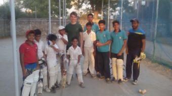 Viaje a India. Voluntariado. Entrenador deportivo en Rajasthan