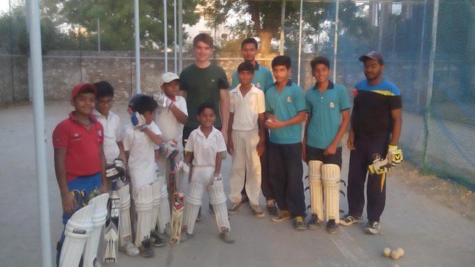 Viaje a India. Voluntariado