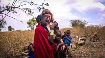 Viaje a Tanzania. Voluntariado. Inmersión en una tribu Masái