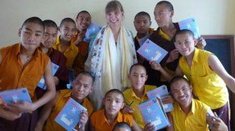 Viaje de voluntariado en Nepal. Monasterios Budistas
