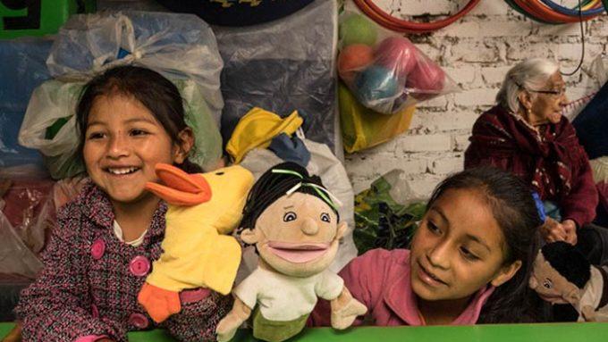 Viaje a Perú. Voluntariado