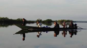 Viaje a Brasil Sostenible. En Grupo. El Amazonas con Luis Miguel Domínguez