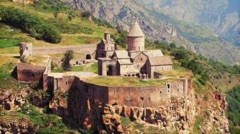 Viaje a Armenia sostenible. Semana Santa. Ruta Armenia