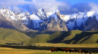 Viaje a Kiriguistán sostenible. Grupo verano