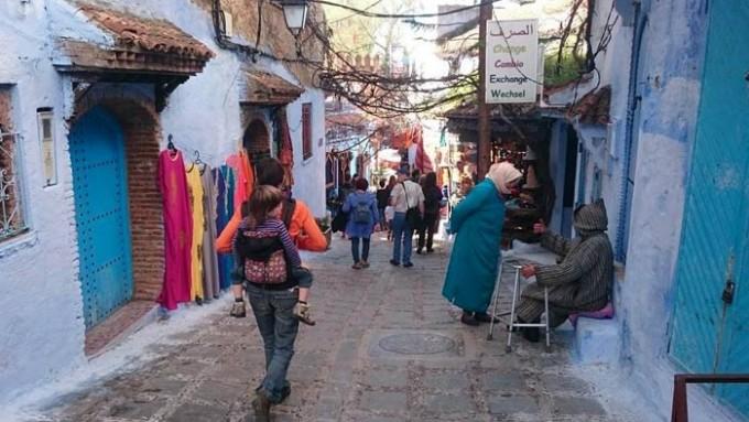 Viaje a Marruecos sostenible. Corazón del Rif
