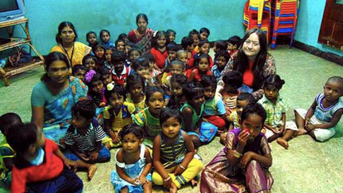 Viaje a India. Voluntariado. Cooperación en India