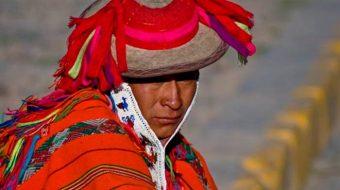 Viaje en bicicleta a Perú