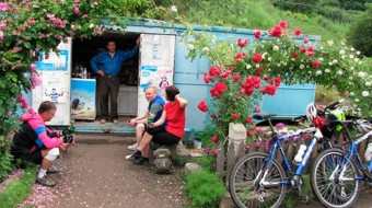 Viaje en bicicleta a Armenia