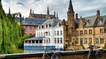 Viaje en bicicleta a Austria. Viaje en bicicleta por el Danubio