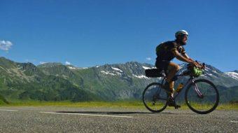 Viaje en bicicleta a Francia. Grupo verano. Puertos Míticos del Pirineo con Sergi Fernandez.