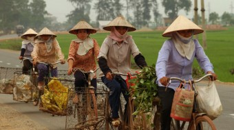 Viajes en bicicleta Asia