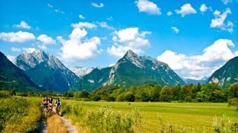 Viaje en bicicleta a Eslovenia. Eslovenia en bicicleta de montaña