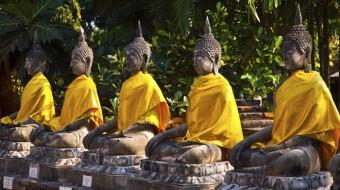Turismo sostenible Asia en grupo