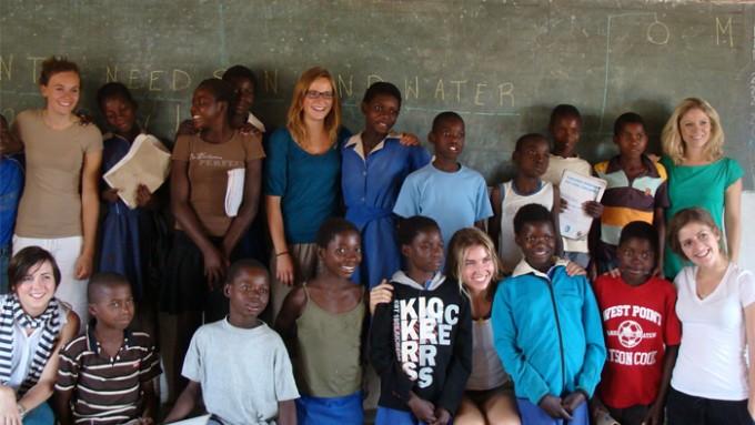 Voluntariado África