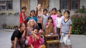 Voluntariado Asia