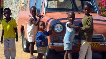 Viaje de voluntariado en Zimbabwe. Niños de Zimbabwe